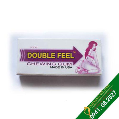 Kẹo sigum kích dục nữ cực mạnh Double Feel