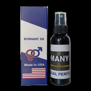 Nước hoa kích dục romany 3x không mùi cực mạnh