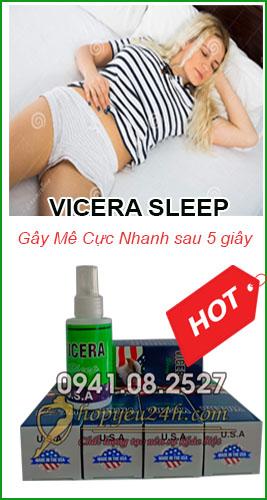 thuốc mê vicera sleep cực mạnh